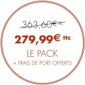 Offre Pack 60 bouteilles