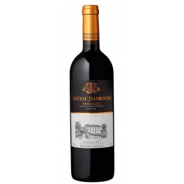 CHATEAU JEANROUSSE - FRONSAC rouge 2017