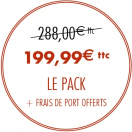 Pack Mars 2020 : 48 bouteilles