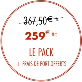 Pack 48 bouteilles