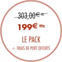 """Offre Pack 48 bouteilles """"Mars"""""""